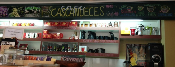 Cafetería Cascanueces is one of ʕ •ᴥ•ʔ.
