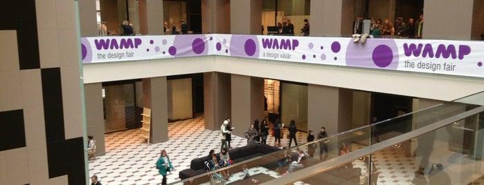 WAMP - A design vásár is one of Badge ¤ Handmade Hero.