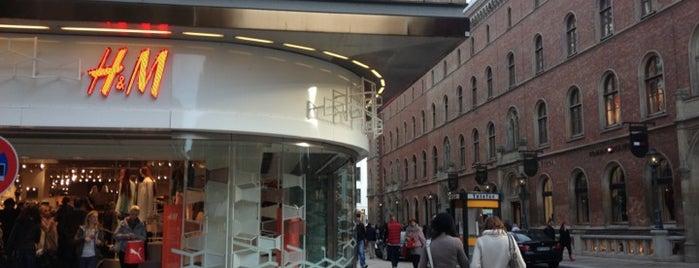H&M is one of Mein Deutschland.