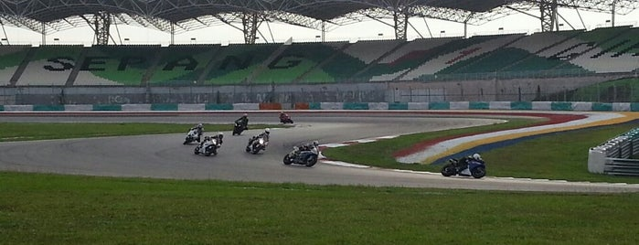 Sepang International Circuit (SIC) is one of b.