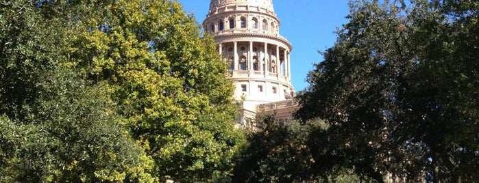 Texas Capitol Grounds is one of Austin.
