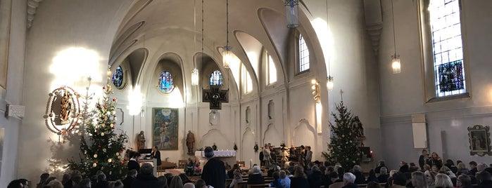 St. Johann Baptist (Neue Pfarrkirche) is one of Meine Hood.