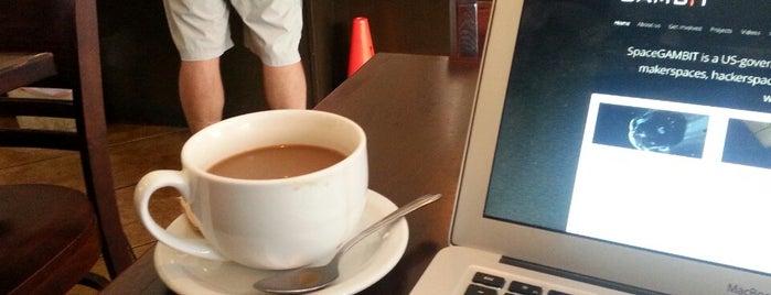 Cafe Capriccio is one of San Francisco Caffeine Crawl.