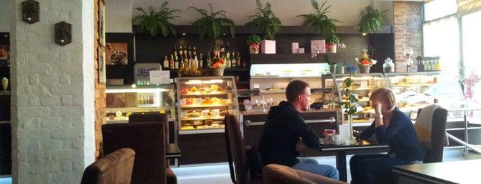 Zimmer Caffe is one of Bydgoszcz (Bromberg) / Polska.