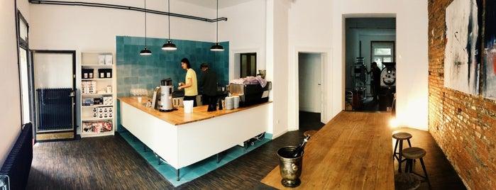 Rösterei Hoppenworth & Ploch is one of Don't do Starbucks et al.!.