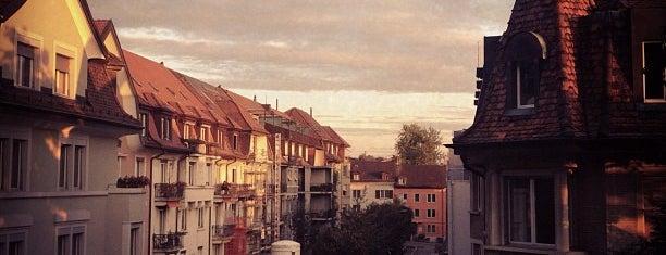 Zurich is one of Viaje a Europa.