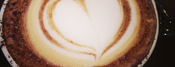 Coffee Pitt is one of Good coffee in Sydney CBD.