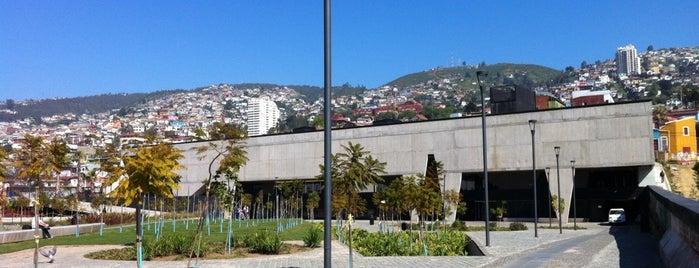 Parque Cultural Ex Cárcel Valparaíso is one of Chilecito 🗻.