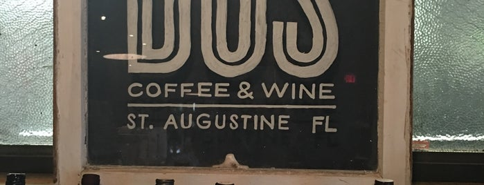 Dos Coffee & Wine is one of Bars.