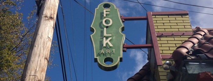 Folk Art Restaurant is one of Eat/Drink Local.