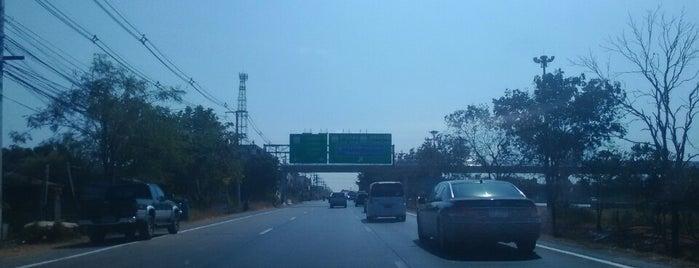 Highway No.32 is one of Bkk - Lopburi Way.