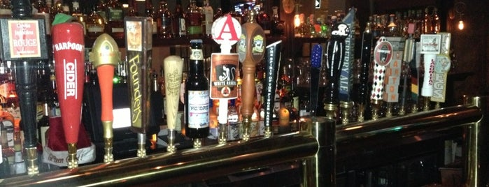 Third Avenue Ale House is one of UES To-Do.