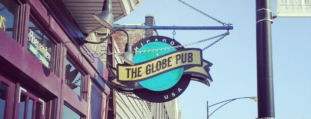 The Globe Pub is one of 2013 Chicago Craft Beer Week venues.