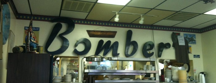 The Bomber Restaurant is one of My Fav Local Restaurants.
