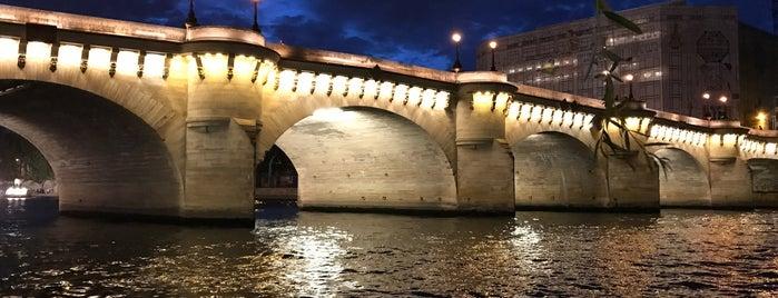 Les Jardins du Pont Neuf is one of Europa.