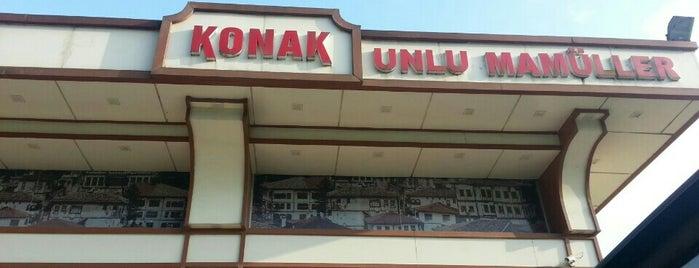 Konak Unlu Mamulleri is one of Istanbul 💛.
