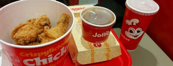 Jollibee is one of To-do eat.