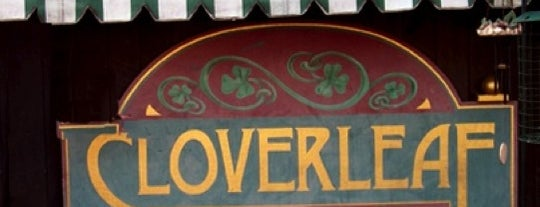 Cloverleaf Tavern is one of New Experiences.