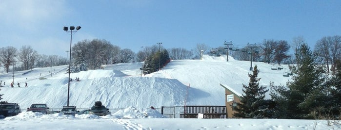 Hyland Ski and Snowboard Area is one of Skiing in Minnesota.