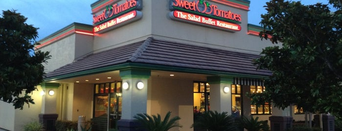 Sweet Tomatoes Is One Of The 15 Best Places For Healthy Food In Orlando