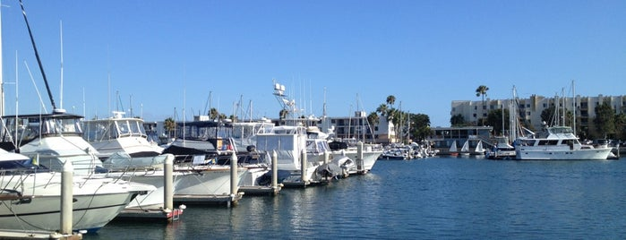 Marina del Rey Harbor is one of Favorite places.