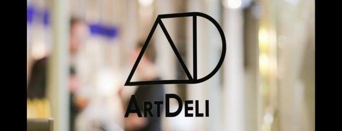 ArtDeli is one of Amsterdam.