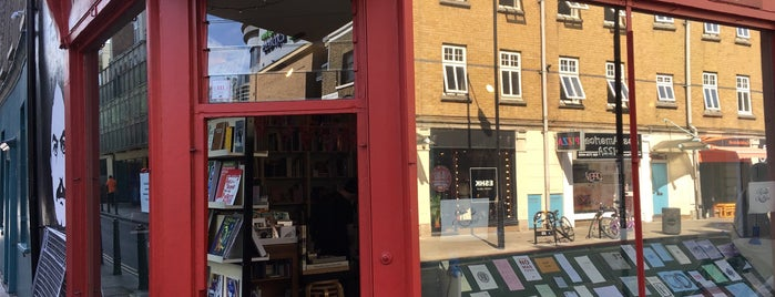 bookartbookshop is one of Art Books and Zines.