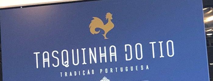 Tasquinha Do Tio is one of Restaurantes ChefsClub: Fortaleza.