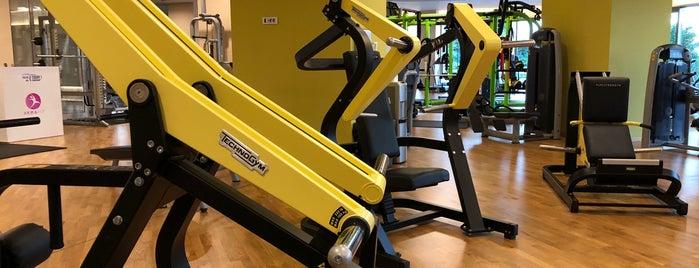 Akra Barut Fitness Center is one of antalya~ alanya~ side~belek.