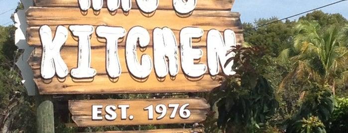 Mrs. Mac's II is one of USA Key West.