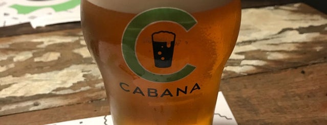 Cabana Burger is one of CH to do list.