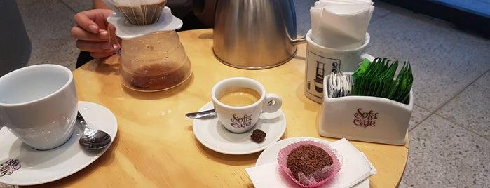 Sofá Café is one of SP.
