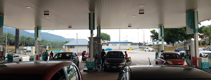 PETRONAS Station is one of Favorite Food.