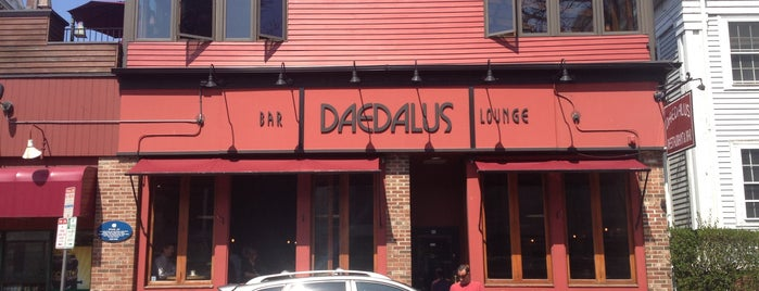 Daedalus is one of Restaurants.
