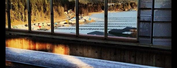 Södertälje Syd (J) is one of Tågstationer - Sverige.