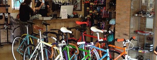 Barceloneta Bikes is one of Spain.