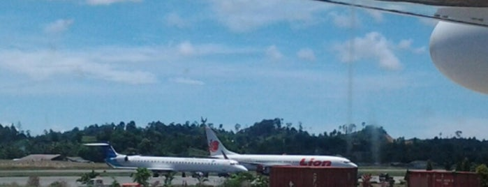 Juwata International Airport (TRK) is one of Airport in Indonesia.
