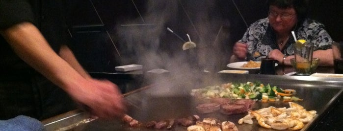Tomo Japanese Steak House & Sushi Bar is one of Places to eat in INDY.