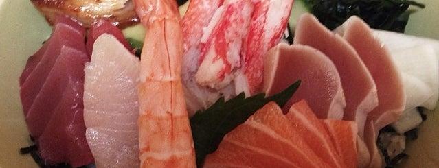 Murakami Sushi is one of LA 🌴.