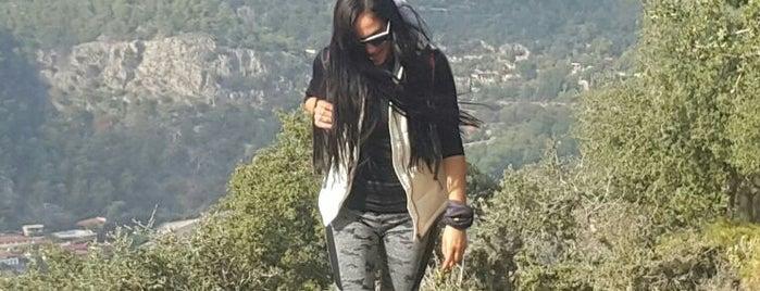 Likya Yolu | Lycian Way is one of Tatil rotası.