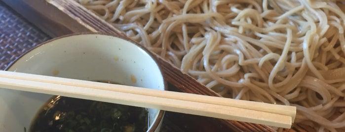 そば処 武蔵 is one of リピ確定.
