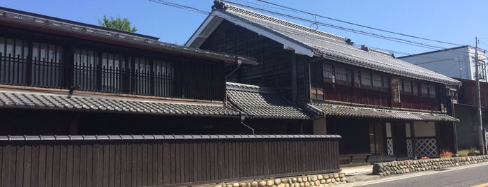小野家住宅 is one of 201405_中山道.