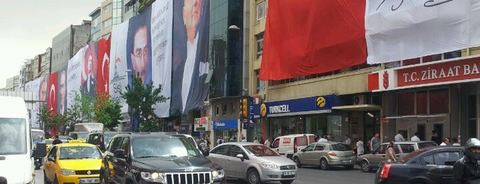 Halaskargazi Caddesi is one of Rugi.