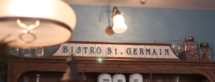 Bistro St. Germain is one of Favorite places in favourite cities..