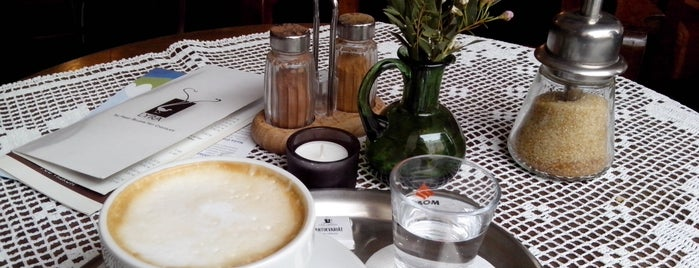 Café Libresso is one of Favorite places in favourite cities..