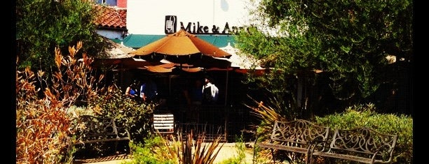 Mike & Anne's is one of LA.