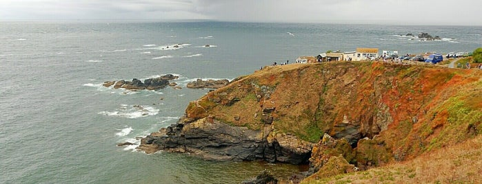 Lizard Point is one of Tupshole.