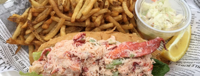 Southold Fish Market is one of East Marion Weekend.