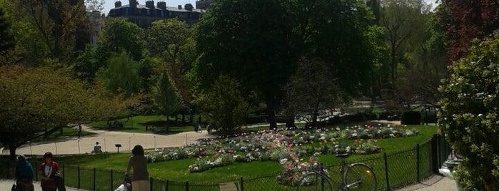 Parc Sainte-Périne is one of Parcs, jardins et squares - Paris.