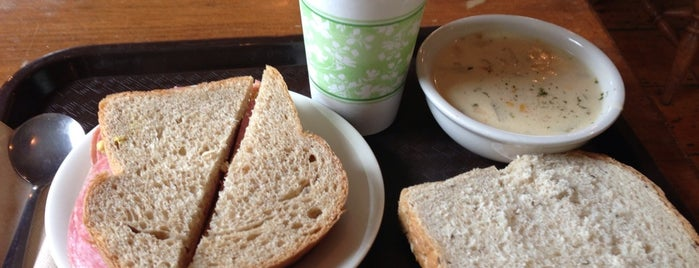 Loaf & Ladle is one of Top 10 favorites places in Exeter, NH.